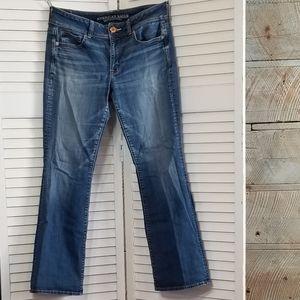 American Eagle Kick Boot Jeans, 10 short